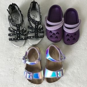 Toddler Sandal Lot